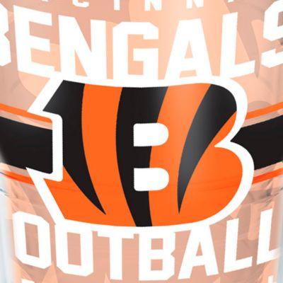 Tumbler: Cincinnati Bengals Tervis 24-oz. NFL Gridiron Tumbler
