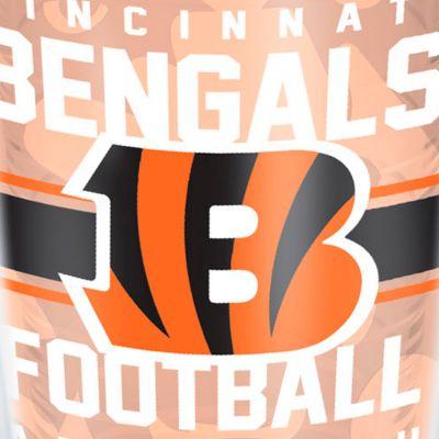 Coffee Tumbler: Cincinnati Bengals Tervis 16-oz. NFL Gridiron Tumbler