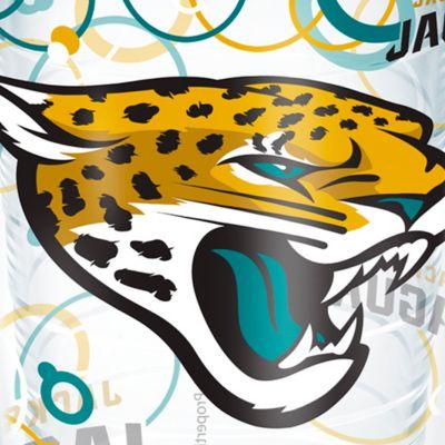 Coffee Tumbler: Jacksonville Jaguars Tervis 16-oz. NFL Bubble Up Tumbler