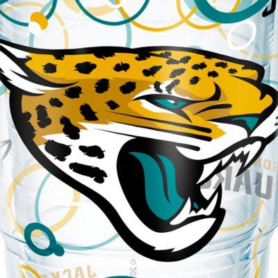Coffee Tumbler: Jacksonville Jaguars Tervis 24-oz. NFL Bubble Up Tumbler