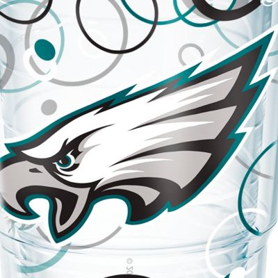 Tableware: Drinkware: Philadelphia Eagles Tervis 24-oz. NFL Bubble Up Tumbler