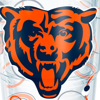 Tableware: Drinkware: Chicago    Bears Tervis 24-oz. NFL Bubble Up Tumbler