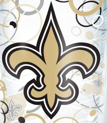Tumbler: New Orleans Saints Tervis 16-oz. NFL Bubble Up Tumbler