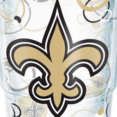 Tableware: Drinkware: New Orleans Saints Tervis 24-oz. NFL Bubble Up Tumbler