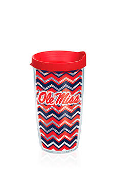 Tervis OLE MISS CHEVRON WRAP 16OZ W/ RED LID