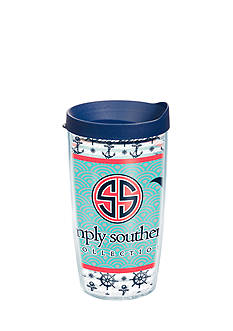 Tervis Simply Southern® 16-oz. Whale Wrap with Lid