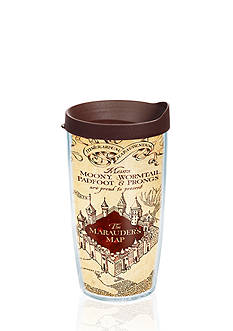 Tervis HARRY POTTER MARAUDER'S MAP WRAP 16OZ W/ BROWN LID