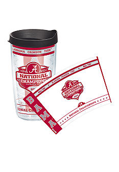 Tervis Tumbler Alabama Crimson Tide 2011 BCS National Champions 16oz Wrap Tumbler