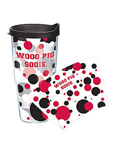 Tervis Tumbler Arkansas Razorbacks 24 oz Dot Wrap Tumbler