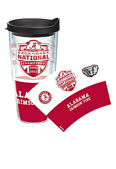 Tervis Tumbler Alabama Crimson Tide 2012 BCS Champion 24-oz. Tumbler with Lid.