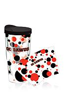 Tervis Tumbler Georgia Bulldogs 24 oz Dot Wrap Tumbler