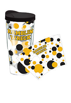Tervis Tumbler Georgia Tech Yellow Jackets 24 oz Dot Wrap Tumbler