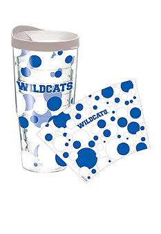 Tervis Tumbler Kentucky Wildcats 24 oz Dot Wrap Tumbler