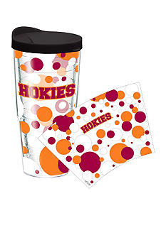 Tervis Tumbler Virginia Tech Hokies 24 oz Dot Wrap Tumbler
