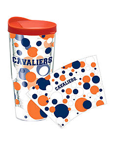 Tervis Tumbler Virginia Cavaliers 24 oz Dot Wrap Tumbler