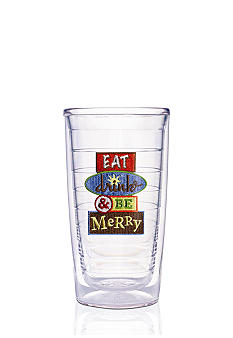 Tervis Tumbler Eat Drink and Be Merry 16-oz. Tumbler