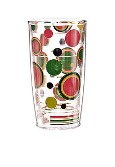 Fiesta® Tervis Tropical Dot 16-oz. Tumbler