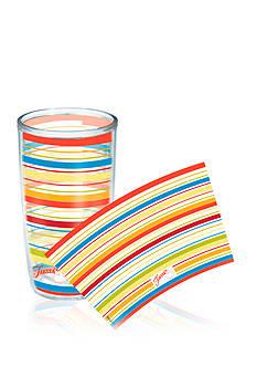 Fiesta Tervis® Poppy Stripe 16-oz. Tumbler