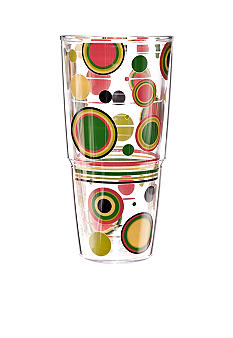 Fiesta® Tervis Tropical Dot 24-oz. Tumbler