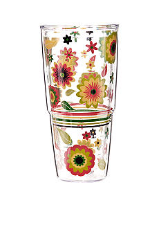 Fiesta® Tervis Tropical Flower 24-oz. Tumbler