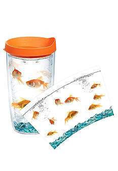 Tervis Tumbler Goldfish Wrap 16-oz. Tumbler with Travel Lid