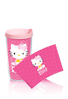 Tervis Tumbler Hello Kitty Polka Dot 16-oz. Tumbler with Travel Lid