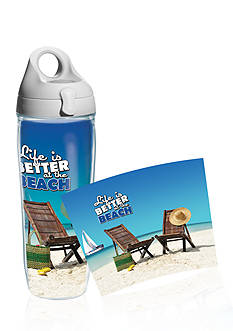 Tervis Life is Better at the Beach 24-oz. Water Bottle