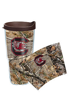 Tervis Tumbler South Carolina Gamecocks Realtree Wrap 24 oz Tumbler