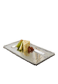 Biltmore For Your Home Big Bead Rectangular Tray