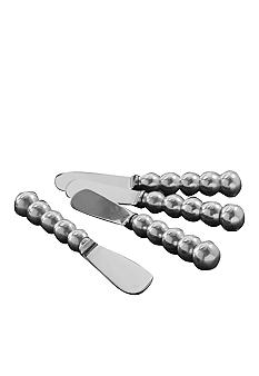Biltmore For Your Home Big Bead Set of Four Spreaders