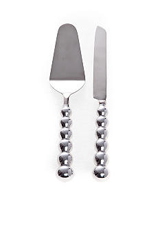 Biltmore For Your Home Big Bead Pie Serving Set