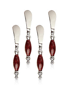 Biltmore For Your Home Charm Collection Set of 4 Spreaders