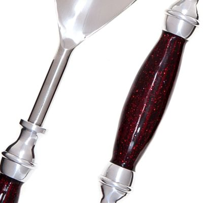 For the Home: Serving Utensils Sale: Red Biltmore Server and Spreader Sets