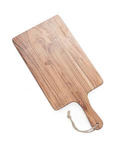 Biltmore Artisan Acacia Cheese Paddle