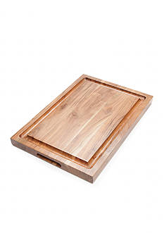 Biltmore Artisan Acacia Wood Carving Board