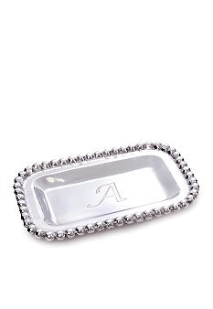 Biltmore For Your Home Big Bead Monogram Tray