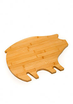 Cooks Tools™ Pig - Bamboo Cutting Board