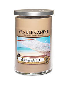 Yankee Candle Sun and Sand 2 Wick Large Tumbler Candle