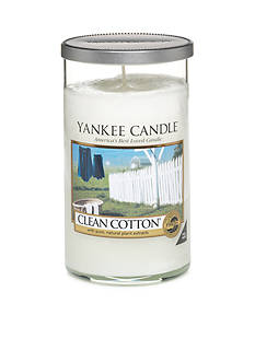 Yankee Candle Clean Cotton Pillar