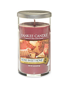 Yankee Candle Home Sweet Home Pillar