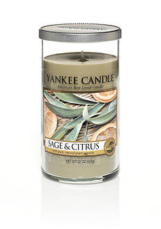 Yankee Candle Sage & Citrus Pillar