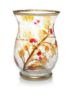 Yankee Candle Autumn Leaf Jar Holder