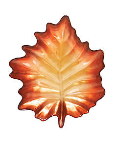 Yankee Candle Autumn Leaf Candle Tray