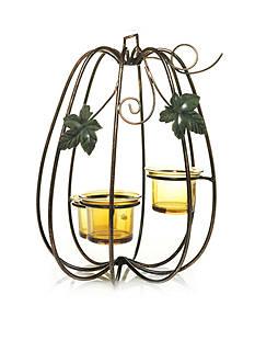 Yankee Candle Pumpkin Multi Tea Light Holder