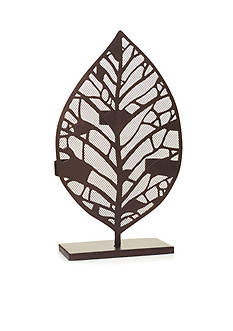 Yankee Candle Leaf Screen Tea Light Holder