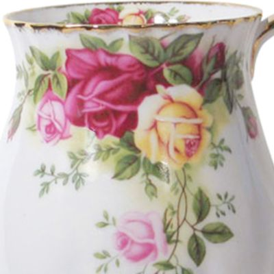 Royal Albert: Rose/Wb Royal Albert OCR 3PC TEASET
