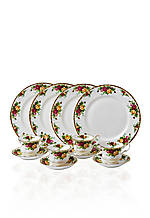 Old Country Roses 12 PC Set