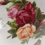 For The Home: Royal Albert Home Decor: Multi Royal Albert Chip & Dip Set