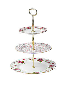 Royal Albert VTGNCRPINK 3TRCKSTND