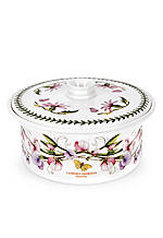 Botanic Garden Covered Serving Dish 3pt- Sweet Pea